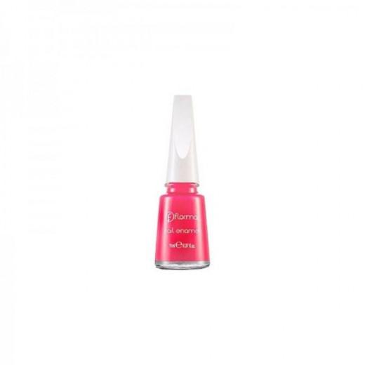 Flormar Polish Nail Enamel 058 Bright Rose