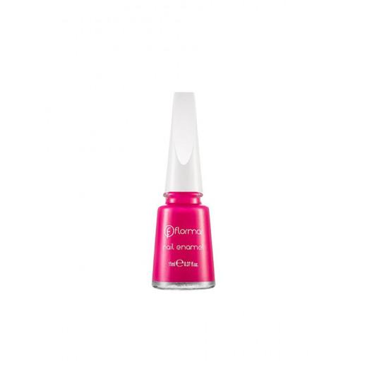 Flormar Nail Enamel 407 Haute Pink 11ml
