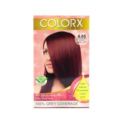 صبغة شعر اللون 4/65 أحمر من كولور اكس