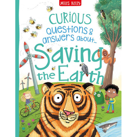 Miles Kelly - Curious Questions & Answers About Saving the Earth