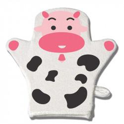 Farlin Wash Mitten, Pink