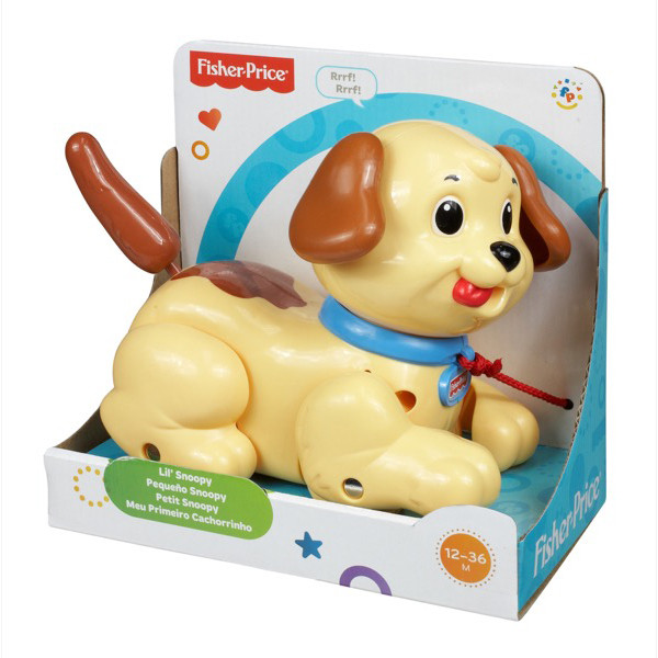Fisher Price Little Snoopy