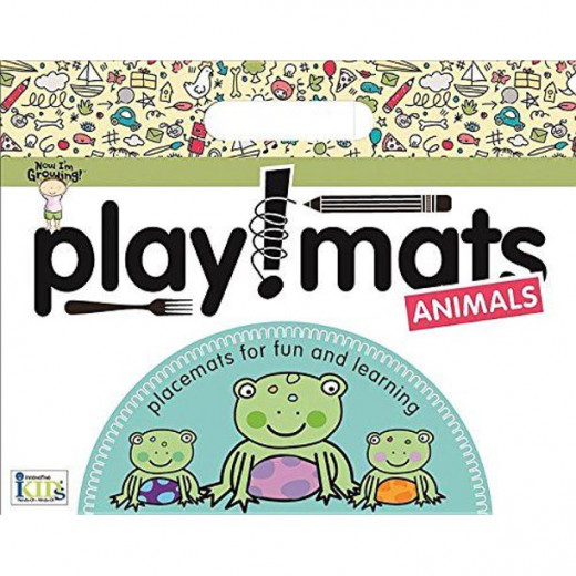 Playmats: Animals (Now I'm Growing!)