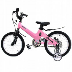 Space Baby Bicycle 18 Inch, Pink