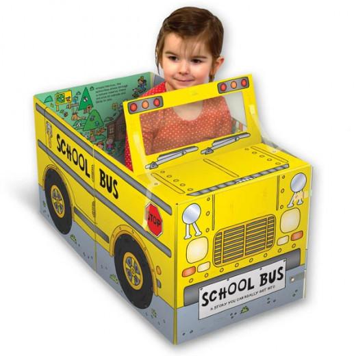 Miles Kelly - Convertible School Bus