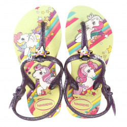 Havaianas Girls Sandals - Unicorn Size 23/24