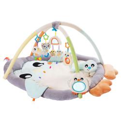 Playgro Snuggle Me Penguin Tummy Time Gym
