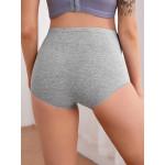سروال حمل داخلي للحامل مع رسمة كرتونية, قياس لارج