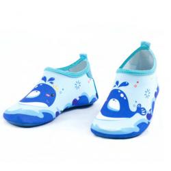 أحذية مائية، تصميم موجة الحوت الأزرق، قياس 24-25