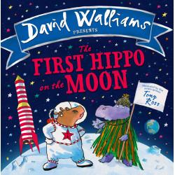 كتاب أول فرس نهر على سطح القمر كولينز
