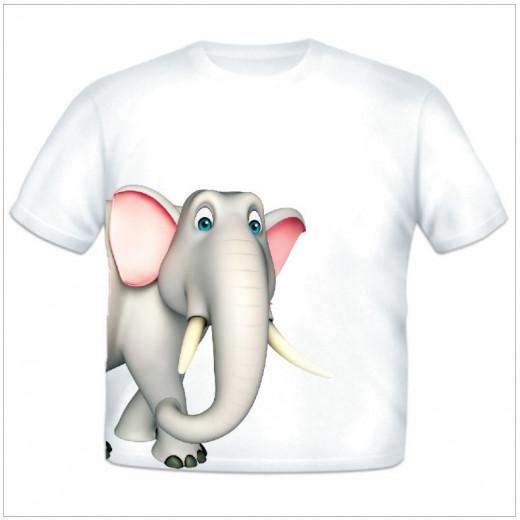 بلوزة صديق الفيل من جست اد اي كد ، 2 سنة