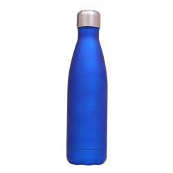 زجاجة ماء ترمس 500 مل - أزرق