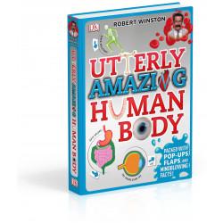 كتاب جسم بشري مذهل تمامًا من كتب دي كي